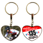 Porte clé exemple pilote BMX