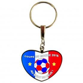 Porte-clés Coupe du Monde de football 2018 en Russie