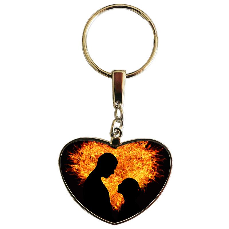 saint valentin couple en feu
